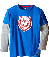 Toobydoo - Wild Bunch Grizzly Tee (Infant/Toddler/Little Kids/Big Kids)