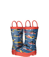 Hatley Kids - Monster Boats Rain Boots (Toddler/Little Kid)