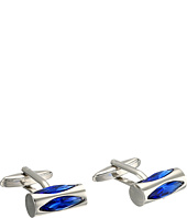 Stacy Adams - Round Vintage Cuff Link with Stones
