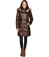 Via Spiga - Polyfill Front Zip Coat