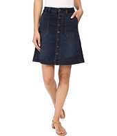 Jag Jeans - Florence Skirt Republic Denim in Indigo Steel