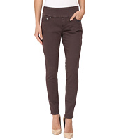Jag Jeans - Nora Pull-On Skinny Freedom Colored Knit Denim in Grey Jewel
