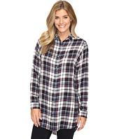 Jag Jeans - Magnolia Tunic in Yarn-Dye Rayon Plaid