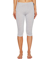 Emporio Armani - Neo Romantic Macrame Viscose Lounge Cropped Leggings