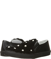 Boutique Moschino - Pearl on Fur Sneakers