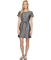 NAU - Short Sleeve Twisted Dress