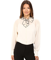See by Chloe - Georgette Blouse with Floral Detailing