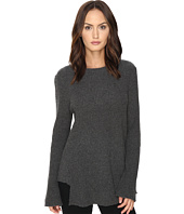 Cashmere In Love - True Frill Detailed Ribbed Pullover