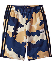 adidas Originals Kids - Tko Aop Shorts (Toddler/Little Kids/Big Kids)