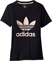adidas Originals Kids - Trefoil Tee G (Toddler/Little Kids/Big Kids)
