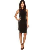 Calvin Klein - Sleeveless Sheath Dress with Hot Fix Details CD6A1813