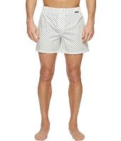 Dolce & Gabbana - Polka Dot Poplin Boxer Shorts