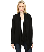 HEATHER - French Terry Shoulder Zip Jacket