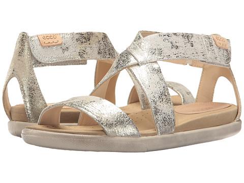 Ecco Damara Strap Sandal At Zappos Com