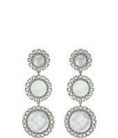Tory Burch - Deco Flower Drop Earrings
