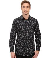 Perry Ellis - Slim Fit Multicolor Camo Print Shirt