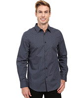 Perry Ellis - Regular Fit Multicolor Geo Print