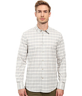 John Varvatos Star U.S.A. - Slim Fit Sport Shirt with Contrast Turnback Placket W434S2L