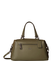 COACH - Mixed Leather Primrose Satchel