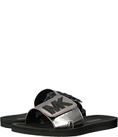 MICHAEL Michael Kors Kids - Eli Slide (Little Kid/Big Kid)