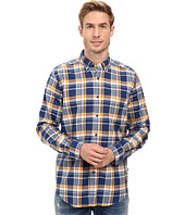 Nautica - Long Sleeve Large Plaid Pocket Shirt