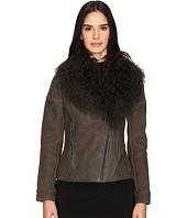 ZAC Zac Posen - Hazel Mongolian Shearling Jacket