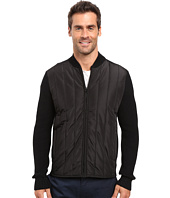 Kenneth Cole Sportswear - Nylon Quilted Moto Jacket