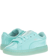 Puma Kids - Basket Patent Iced Glitter INF (Toddler)