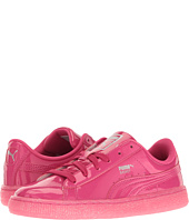Puma Kids - Basket Patent Iced Glitter Jr (Big Kid)