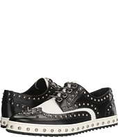 Dolce & Gabbana - Studded Wingtip Oxford