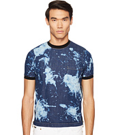 DSQUARED2 - Street Ska Denim Side Zip T-Shirt