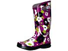 Rain Boot Spring Flowers