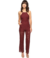 Brigitte Bailey - Perrin High Neck Lace Jumpsuit