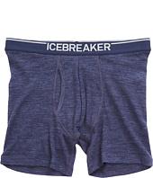 Icebreaker - Anatomica Rib Boxers w/ Fly