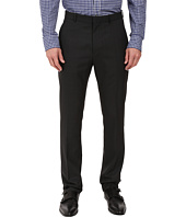 Perry Ellis Portfolio - Portfolio Slim Fit Tonal Plaid Pants