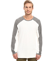 Agave Denim - Lookout Long Sleeve Slub Color Block