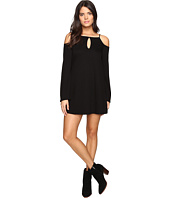 Lanston - Cold Shoulder Mini Dress