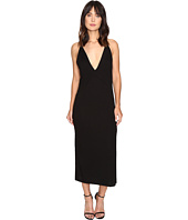 Lanston - Slit Cami Midi Dress