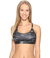 Reebok - Workout Ready Tri Back Bra All Over Print