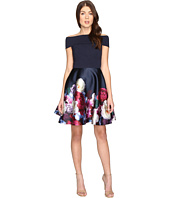 Ted Baker - Nersi Blushing Bouquet Bardot Dress