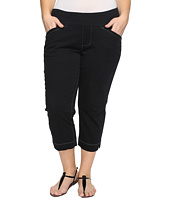 Jag Jeans Plus Size - Plus Size Marion Crop in Bay Twill