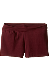 Capezio Kids - Team Basic Boycut Low Rise Shorts (Little Kids/Big Kids)