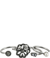Marc Jacobs - Daisy Midi Ring Set
