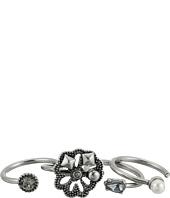 Marc Jacobs - Daisy Midi Ring Set