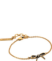 Marc Jacobs - Bow Pave Twisted Bracelet