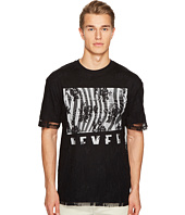 McQ - Screen Print Dropped Shoulder T-Shirt