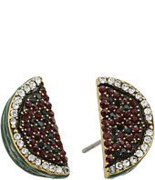 Marc Jacobs - Charms Tropical Watermelon Studs Earrings