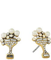 Marc Jacobs - Charms Tropical Martini Studs Earrings