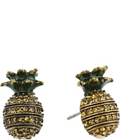 Marc Jacobs - Charms Tropical Pineapple Studs Earrings
