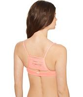 Roxy - Strappy Love Athletic Crop Bikini Top